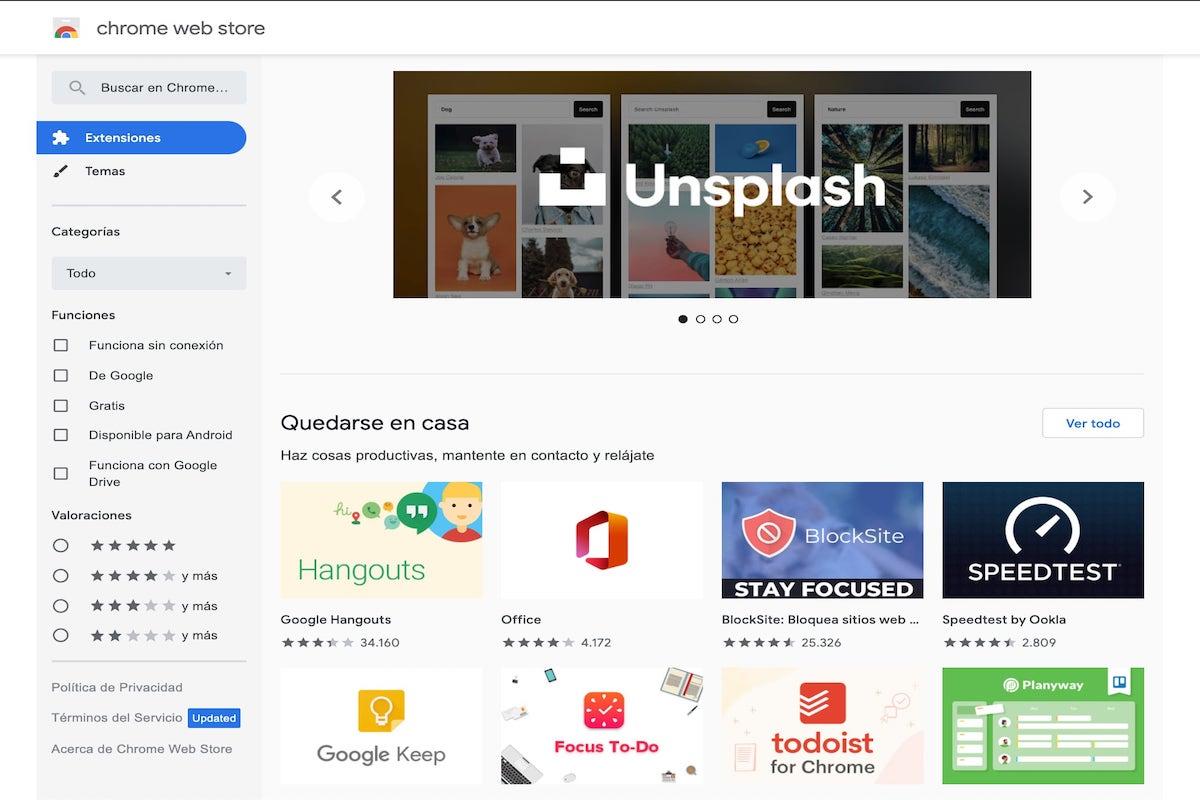 Captura de pantalla con las mejores extensiones de Chrome para WordPress