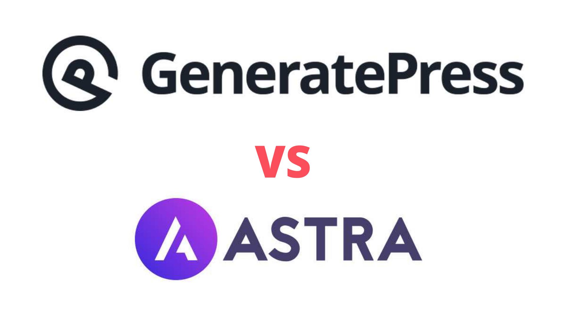 ¿GeneratePress o Astra? Comparamos ambos temas de WordPress