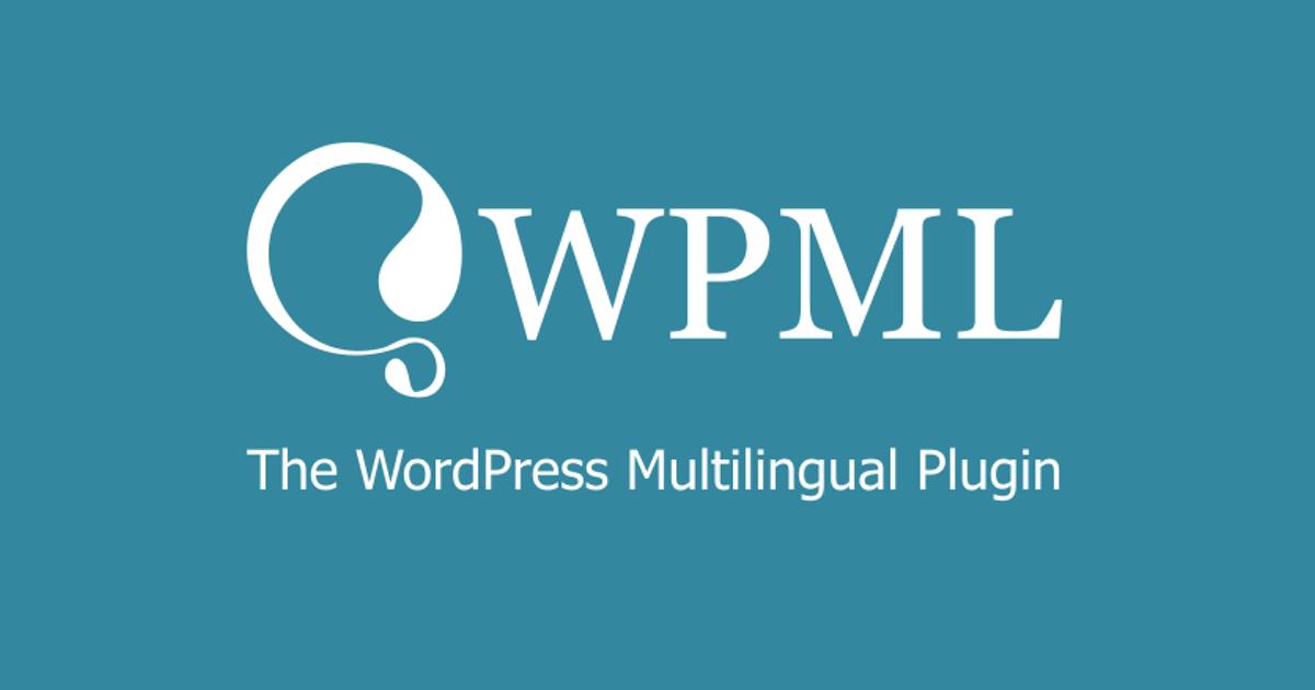 Logotipo de WPML