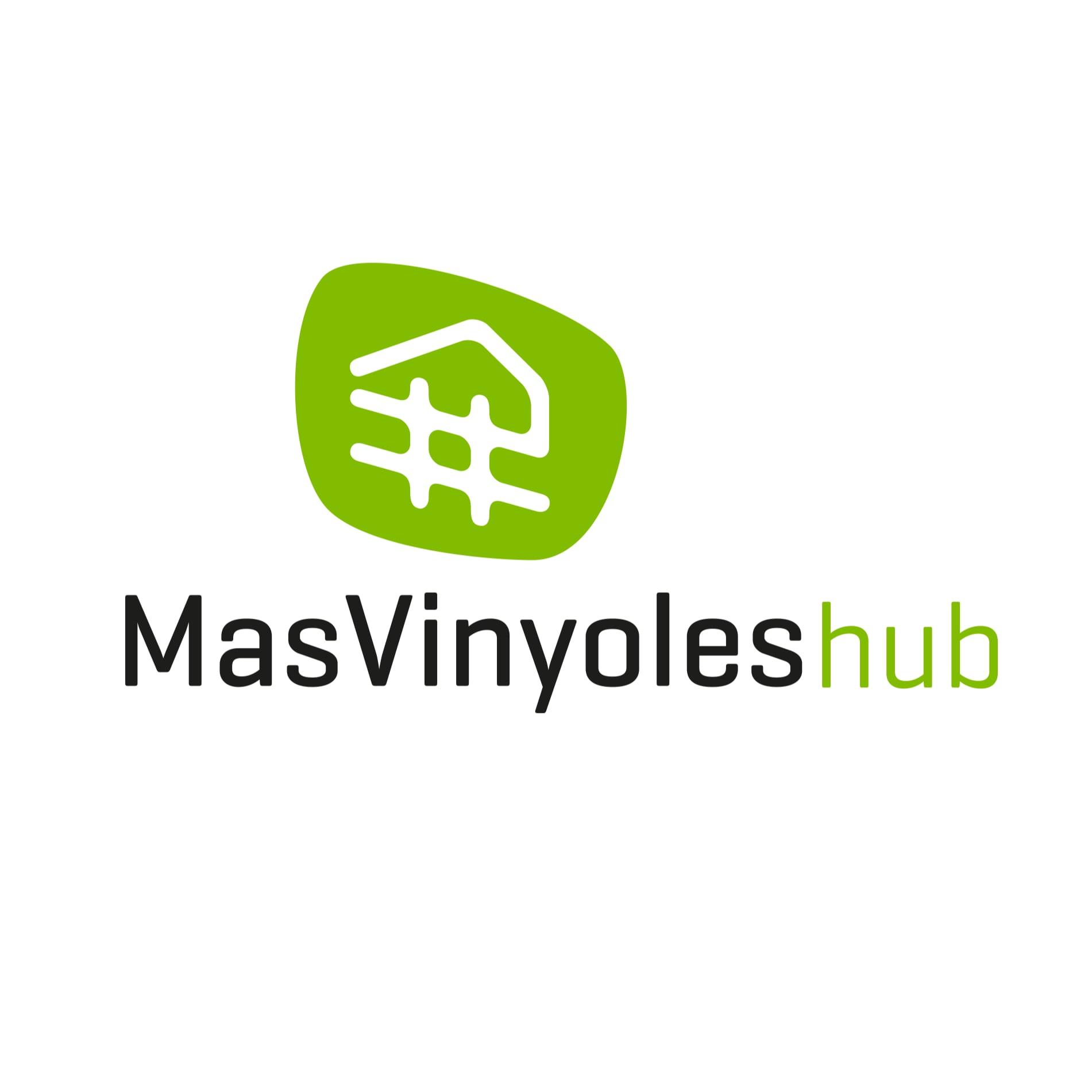 Logo mas vinyoles hub