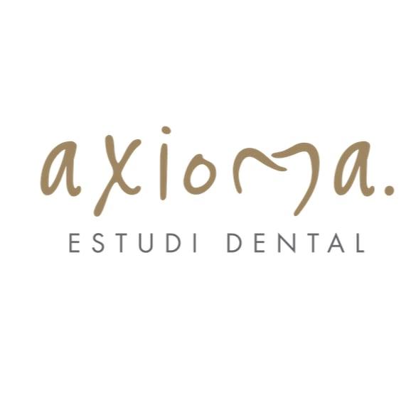 logo axioma estudi dental