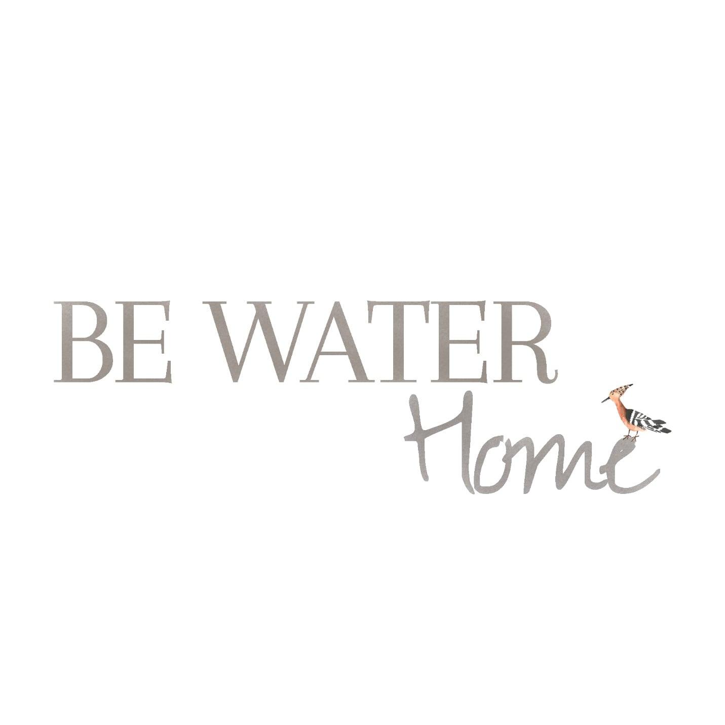 logo bewater home
