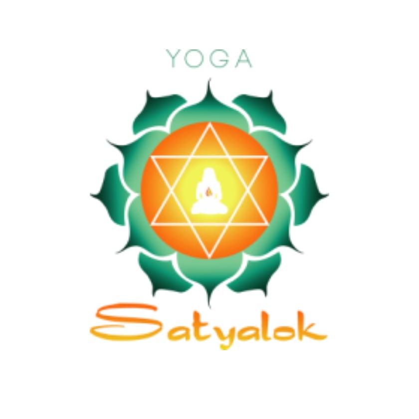 logo yoga satyalok